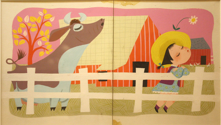 i can fly mary Blair